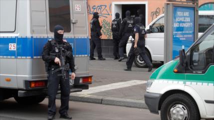 Vídeo: Policía de Alemania ataca sitios vinculados a Hezbolá