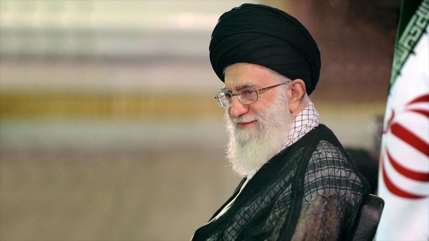 El Líder de la Revolución Islámica de Irán, el ayatolá Seyed Ali Jamenei.