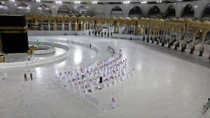 Informe: 70 % de los habitantes en La Meca contrae la COVID-19