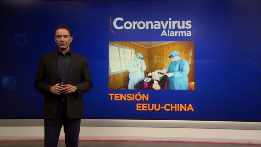 Coronavirus Alarma: Donald Trump afirma tener pruebas de que el virus surgió en un laboratorio chino