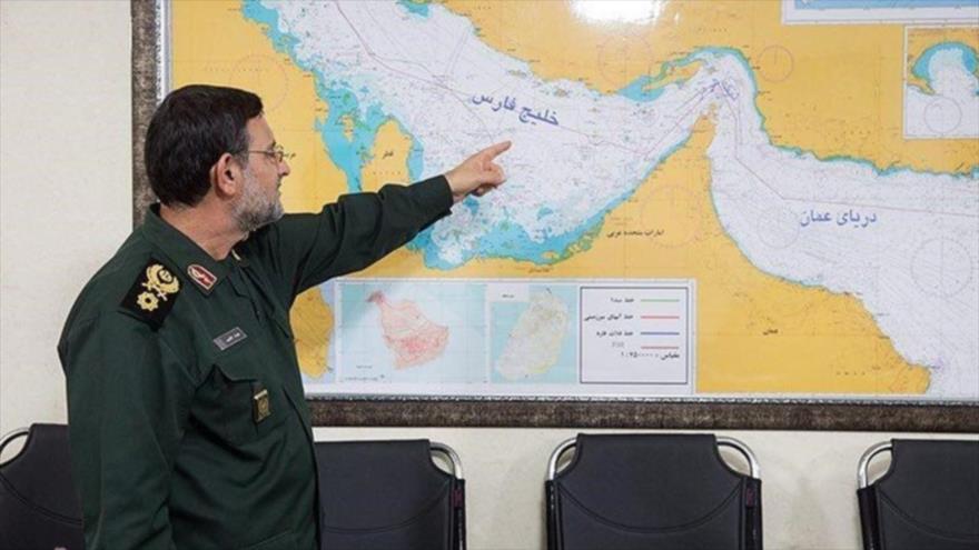 Irán, vigía de movimientos de EEUU en Golfo Pérsico y mar de Omán | HISPANTV