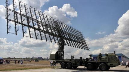 En Siria, radares chinos eclipsan sistemas antimisiles rusos