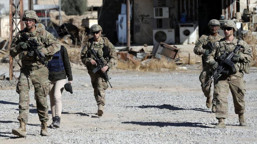 Hezbolá iraquí: EEUU conspira para hacer volver a terroristas de Daesh | HISPANTV