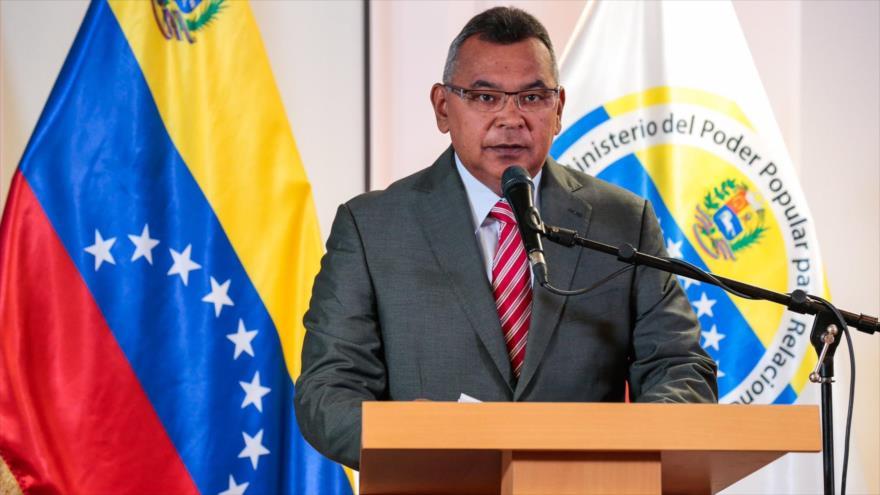 """Venezuela tilda de """"falsas"""" acusaciones de EEUU sobre narcotráfico"""