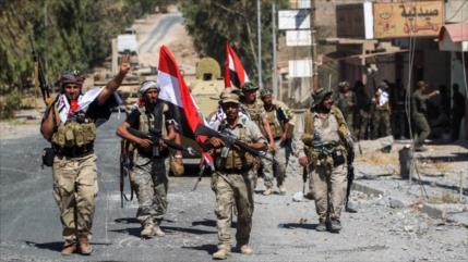 Imágenes inéditas de los combates entre tropas iraquíes y Daesh