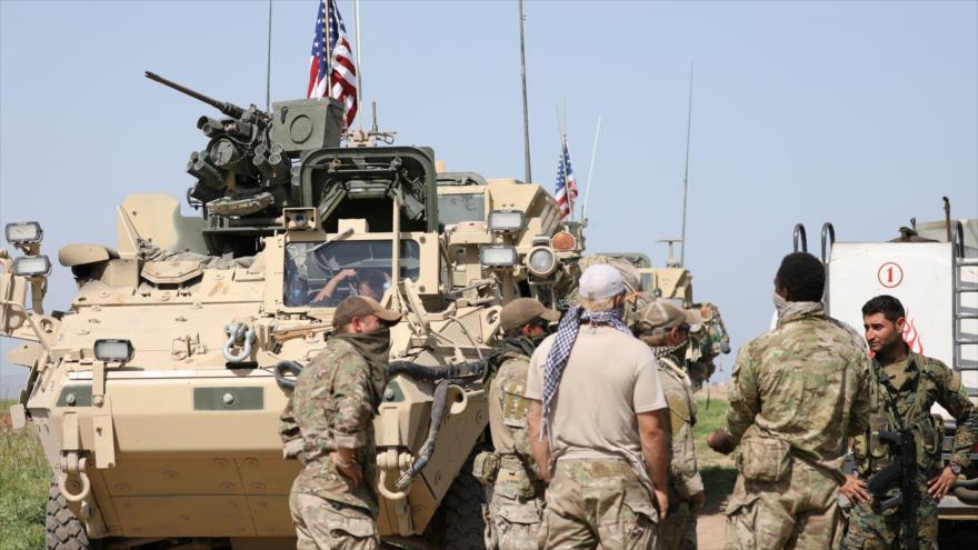Soldados de EEUU matan deliberadamente a un civil sirio en Deir Ezzor | HISPANTV