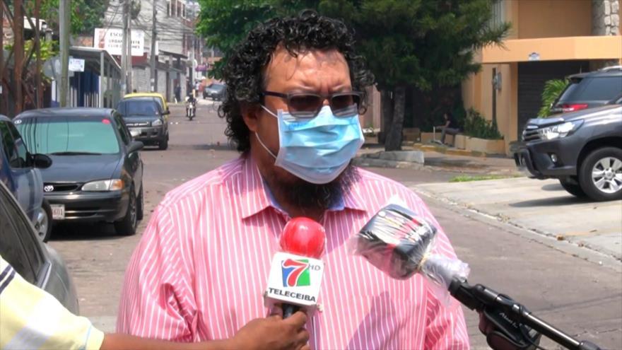 En Honduras la corrupción mata igual que la COVID-19