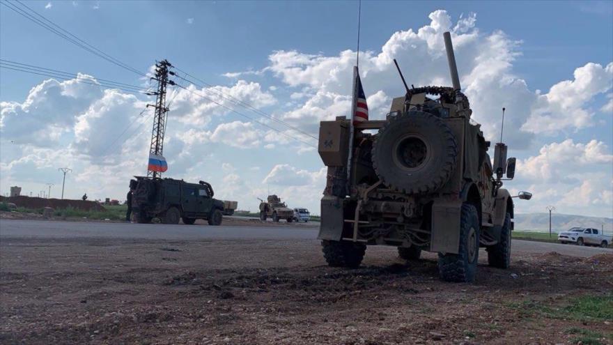 Vídeo: Rusia y EEUU vuelven a enfrentarse cara a cara en Siria