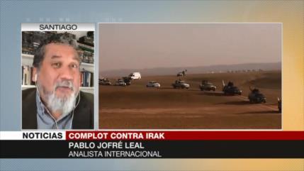 Jofré: EEUU recurre a Daesh para fragmentar Irak y saquear su crudo