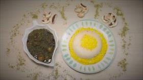 Azafrán: Ghorme Sabzi