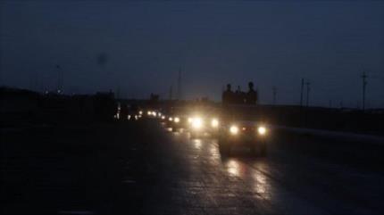 Daesh ataca a las fuerzas populares iraquíes con aval de EEUU
