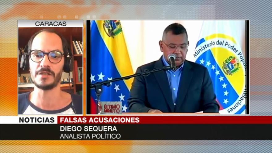 Sequera: EEUU pretexta el narcotráfico para invadir Venezuela