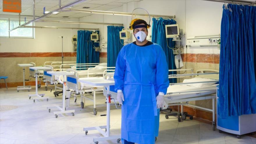 Irán registra marcada caída en número de infectados por COVID-19 | HISPANTV