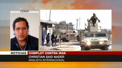 """""""EEUU recurre a Daesh para justificar su presencia ilegal en Irak"""""""