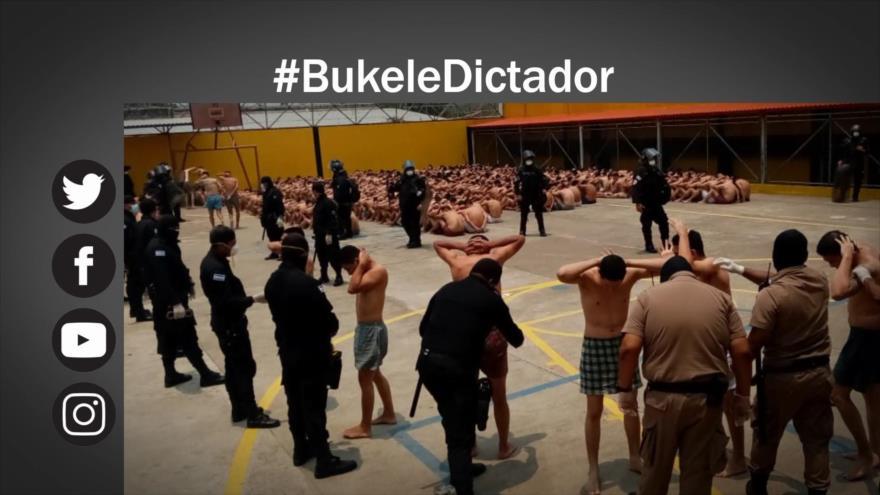 Etiquetaje: Ola de críticas al presidente salvadoreño por autoritarismo