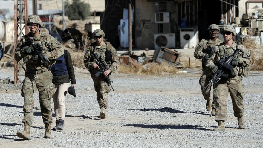 """EEUU ayuda a Daesh para atacar a Irak y favorecer a Israel"" | HISPANTV"