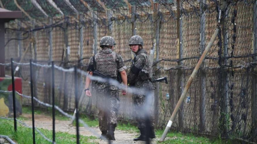 Las dos Coreas intercambian disparos en zona desmilitarizada | HISPANTV