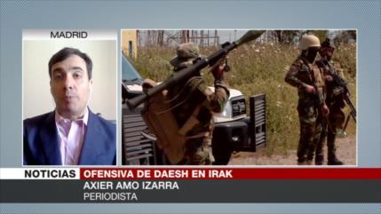 Amo Izarra: Apoyo de EEUU a Daesh se volverá en su contra
