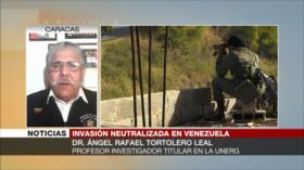 Tortolero Leal: EEUU busca derrota de Venezuela a cualquier costo