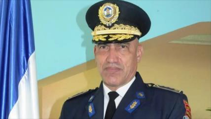 Exdirector de la Policía hondureña acusado de tráfico de drogas