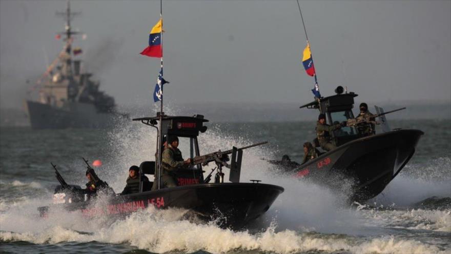 Fuerzas navales de la República Bolivariana de Venezuela.