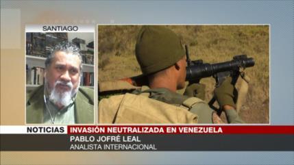 Jofré Leal: Incursión EEUU-Colombia no sorprendió a Venezuela