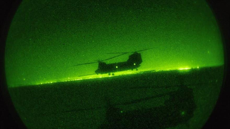 Vídeo: Helicópteros de EEUU trasladan a Daesh de Siria a Irak   HISPANTV