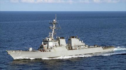 Rusia alerta que está vigilando a grupo naval de OTAN en el Ártico