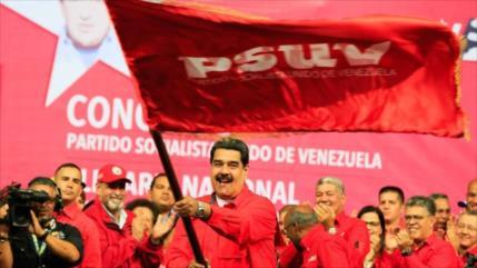 PSUV: Ni por tierra, aire o mar, EEUU y sus lacayos pasarán