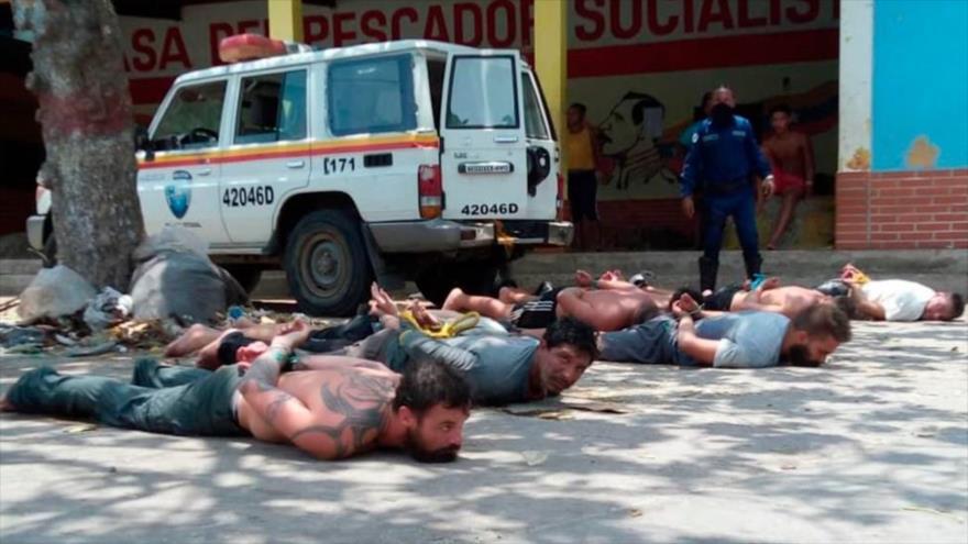 Vídeo: Venezuela detiene a 8 implicados en el intento de incursión | HISPANTV