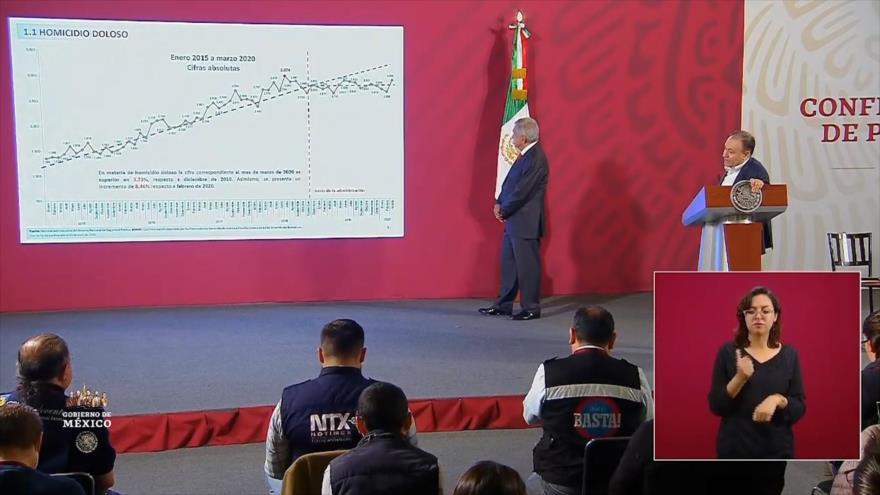 Sube violencia en México, gobierno optimista | HISPANTV