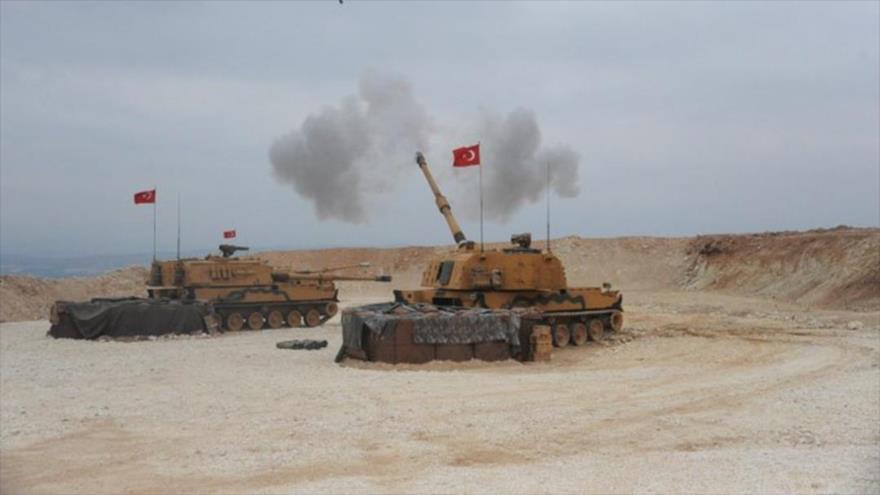 Fuerzas turcas y terroristas atacan aldeas sirias en Al-Hasaka | HISPANTV