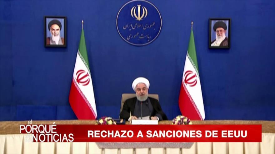 El Porqué de las Noticias: Sanciones de EEUU. Hezbolá y Alemania. Intervencionismo contra Venezuela