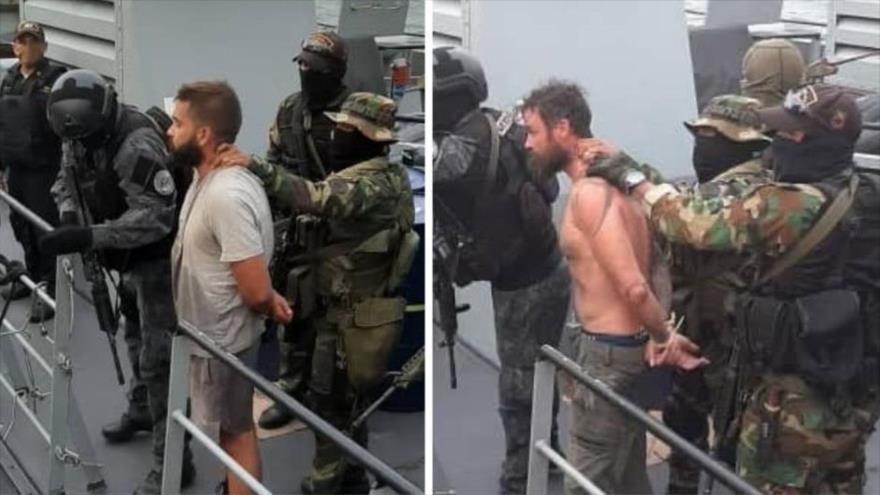 Maduro: Dos estadounidenses entre el 'grupo mercenario' | HISPANTV
