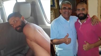 Hijo del 'traidor' general venezolano, entre mercenarios detenidos