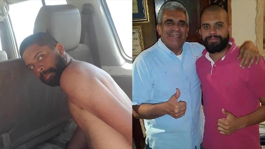 Hijo del 'traidor' general venezolano, entre mercenarios detenidos | HISPANTV