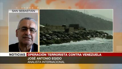 Egido: Inteligencia de EEUU busca lanzar guerra contra Venezuela
