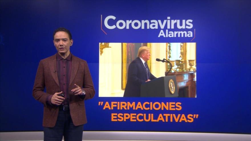 Coronavirus Alarma: La Organización Mundial de la Salud refuta una vez más las alegaciones de Washington sobre la procedencia del coronavirus