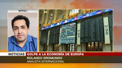 'El escenario es estratégico en la eurozona por la COVID-19'