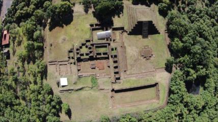 Recrean virtualmente urbe prehistórica de hace 1500 años en México