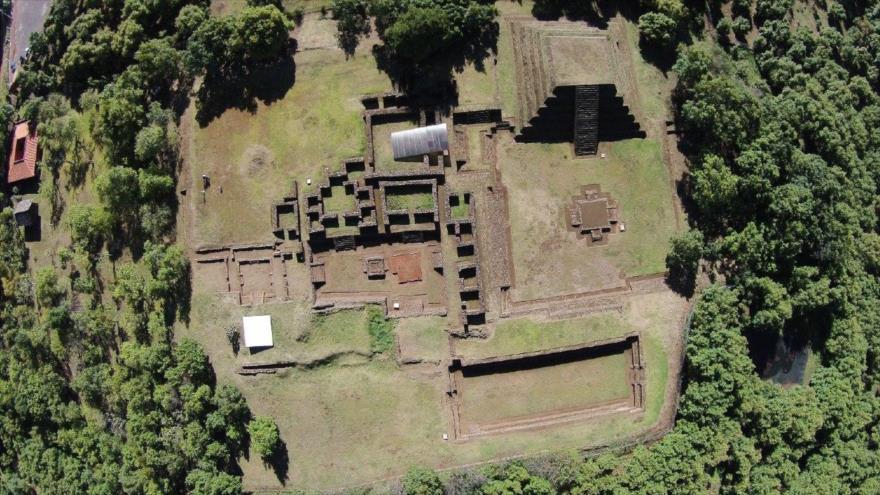 Recrean virtualmente urbe prehistórica de hace 1500 años en México | HISPANTV