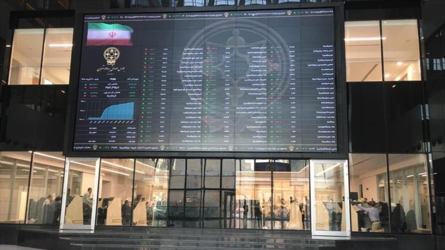 El Mercado de valores y la bolsa de Irán está en auge