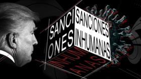 Detrás de la Razón: Sanciones antiraníes frenan la lucha contra el coronavirus, denuncia presidente Rohani