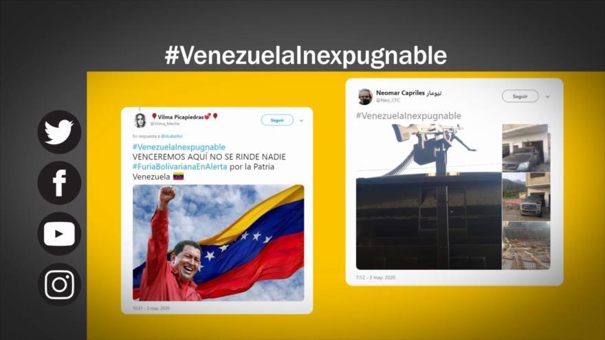 Etiquetaje: Venezuela neutraliza incursión armada de EEUU y Colombia