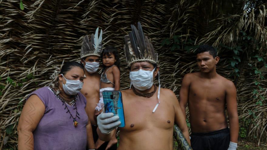 ¿Cómo viven indígenas brasileños en medio del coronavirus? | HISPANTV