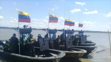 Crece rechazo internacional a incursión marítima contra Venezuela