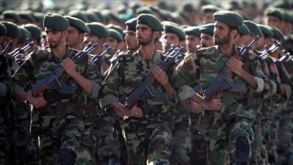 Cuerpo de Guardianes de Irán neutraliza una célula terrorista