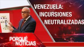 El Porqué de las Noticias: Venezuela; invasión neutralizada. Irán contra hostilidades de EEUU. Tensión China-EEUU