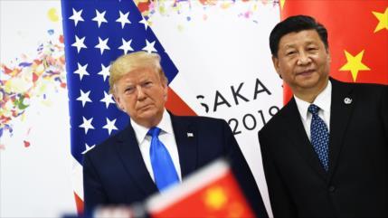 Informe: China se prepara para un conflicto militar con EEUU