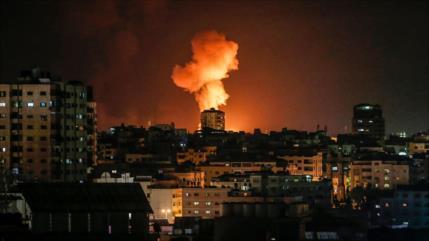 Israel lanza nuevos ataques contra la asediada Franja de Gaza